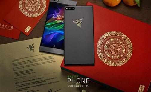Razer Phone phiên bản đặc biệt cho Tết âm lịch Mậu Tuất