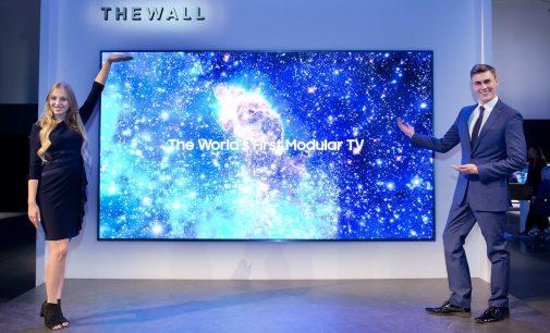 TV Samsung 2018 không chỉ thông minh mà còn khôn hơn
