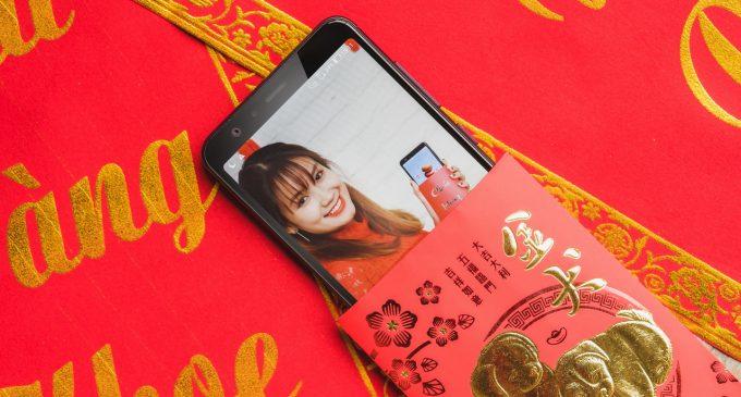 ASUS lì xì cho khách mua ZenFone Max Plus M1 dịp Tết Mậu Tuất 2018