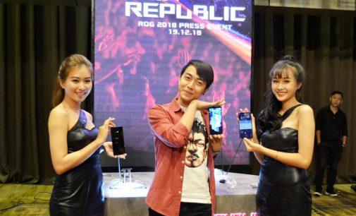 ASUS Việt Nam ra mắt hàng loạt thiết bị chơi game thương hiệu ROG