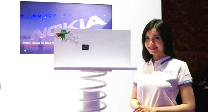 HMD Global ra mắt Nokia 8.1 ở Việt Nam