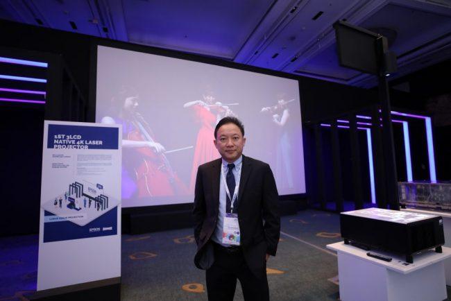 Epson trình diễn công nghệ máy chiếu laser tiên tiến tại Bangkok - 252241