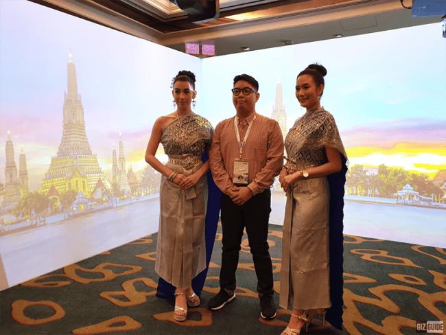 Epson trình diễn công nghệ máy chiếu laser tiên tiến tại Bangkok - 252246