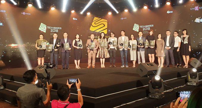 Những sản phẩm công nghệ đoạt giải thưởng Tech Awards 2018
