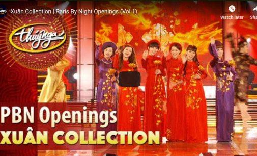 VIDEO: Xuân Collection Paris By Night Openings (Vol 1)