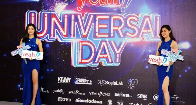 Ngày hội Yeah1 Universal Day
