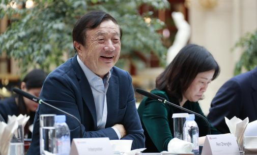 Nhà sáng lập Huawei trao đổi bàn tròn với báo chí quốc tế về hiện tình và tương lai Huawei