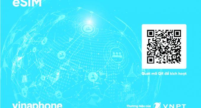 VinaPhone tiếp nhận đặt trước eSIM online