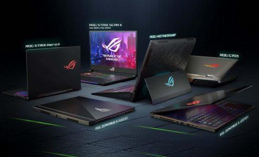 CES 2019: ASUS giới thiệu ROG Mothership và dải laptop gaming GeForce RTX