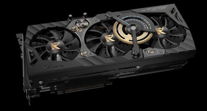 Card đồ họa siêu mạnh Colorful iGame GeForce RTX 2080 Ti KUDAN
