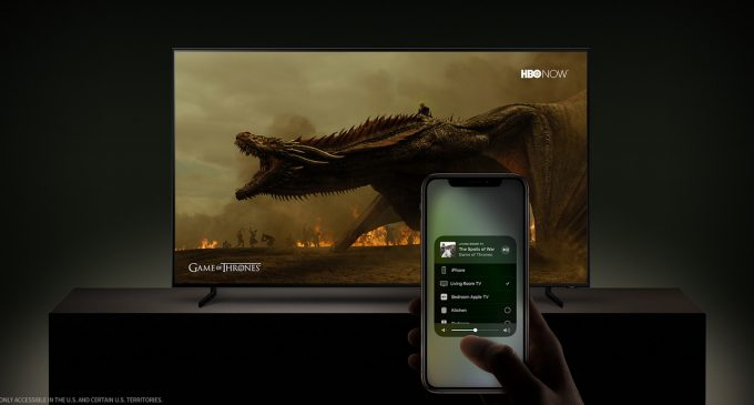 Apple AirPlay 2 sẽ có mặt trên TV của những hãng lớn