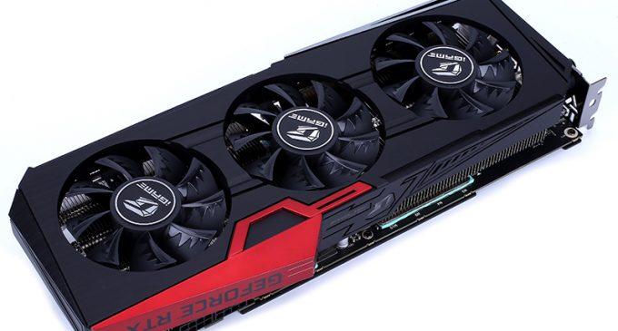 Dòng card đồ họa COLORFUL iGame GeForce RTX 2060 OC ép xung cho game thủ