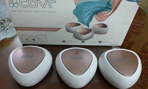 Cài đặt và xài thử bộ Wi-Fi Mesh D-Link COVR-C1203