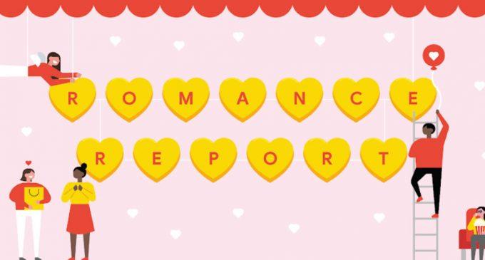 Google đưa ra Báo cáo Tình yêu 2019 dịp lễ Tình nhân Valentine 14-2