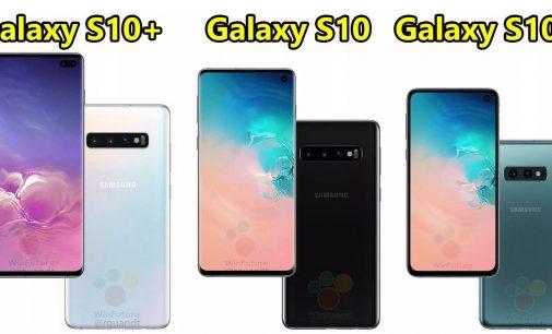 Bắt đầu cho đặt trước dòng Samsung Galaxy S10 series ở Việt Nam