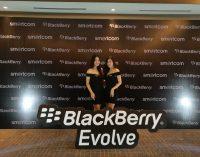 Smartphone BlackBerry Evolve chạy Android ra mắt ở Việt Nam