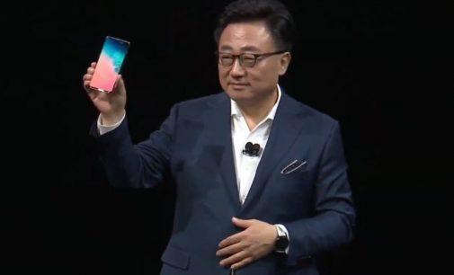 CEO mảng di động của Samsung gửi thư ngỏ cho người dùng Galaxy S10