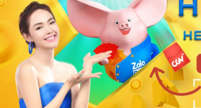 ZaloPay đạt tăng trưởng 400% với chiến dịch Tết Kỷ Hợi