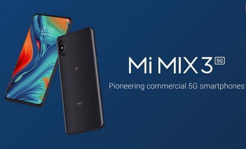 Xiaomi ra mắt bộ đôi flagship Mi MIX 3 5G và Mi 9 tại MWC Barcelona 2019