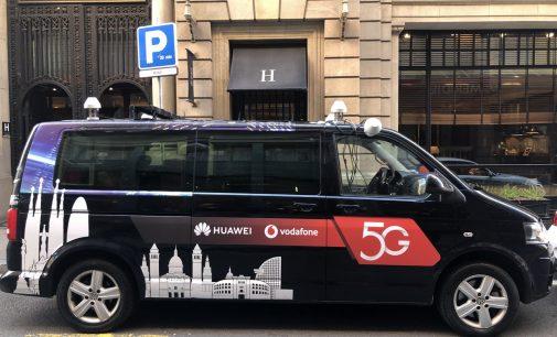 Vodafone và Huawei trình diễn trải nghiệm 5G tại MWC 2019