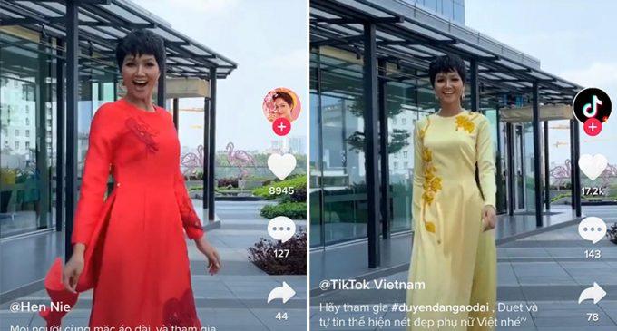 Ứng dụng TikTok hưởng ứng Lễ hội Áo dài TP.HCM lần thứ 6