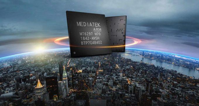 MediaTek liên minh với các nhà sản xuất đẩy mạnh các sáng tạo điện thoại thông minh 5G