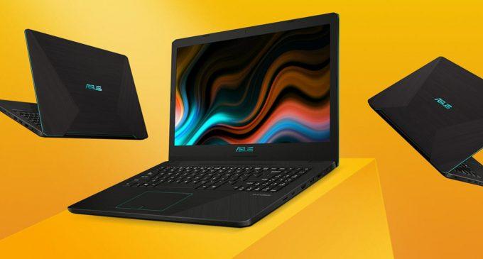 ASUS F570 – laptop gaming AMD Ryzen Mobile đầu tiên của ASUS