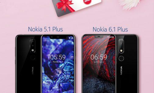 Nokia tặng voucher 200.000 đồng nhân ngày Phụ nữ 8-3