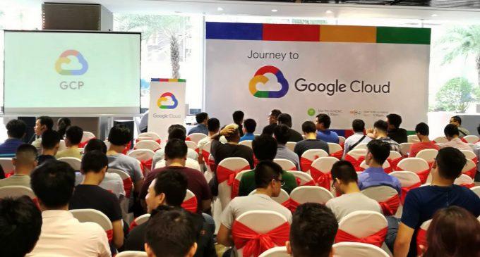 Google tổ chức hội thảo Google Cloud for Start-ups cho giới khởi nghiệp Việt Nam