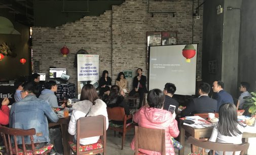 D-Link và Phong Vũ tổ chức Coffee Talk giới thiệu giải pháp mạng cho doanh nghiệp
