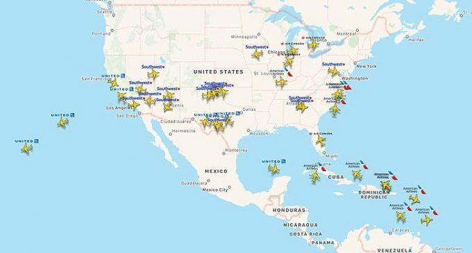 Đích thân Tổng thống Donald Trump ra lệnh cấm bay trực tiếp dòng máy bay Boeing 737 MAX ở Mỹ