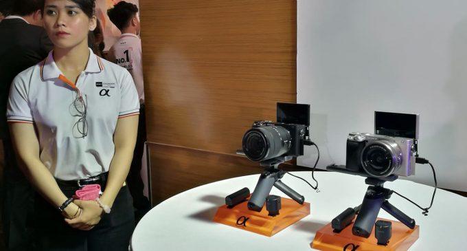 Sony Việt Nam ra mắt máy ảnh A6400 lấy nét nhanh nhất thế giới