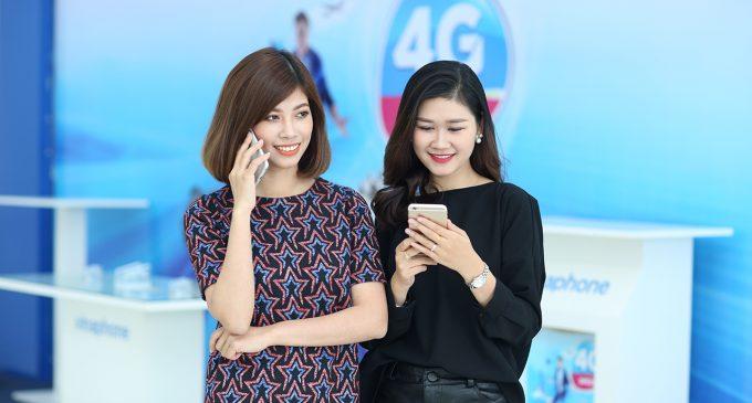 VinaPhone miễn phí đổi SIM 4G lần đầu tiên