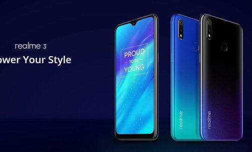 Realme xác nhận Realme 3 ra mắt thị trường Việt Nam ngày 4-4-2019