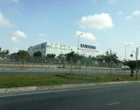 Thăm Trung tâm Kiểm định Chất lượng tại nhà máy Samsung SEHC (TP.HCM)