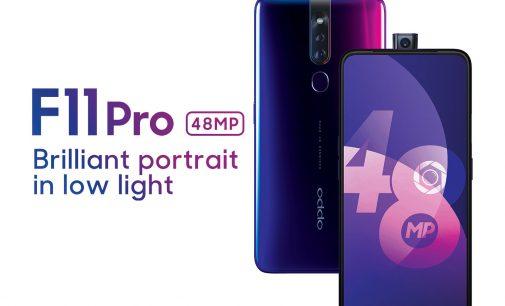 OPPO Việt Nam ra mắt bộ đôi smartphone F11 và F11 Pro camera 48MP