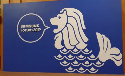 Samsung khai mạc Diễn đàn Samsung SEAO 2019 tại Singapore