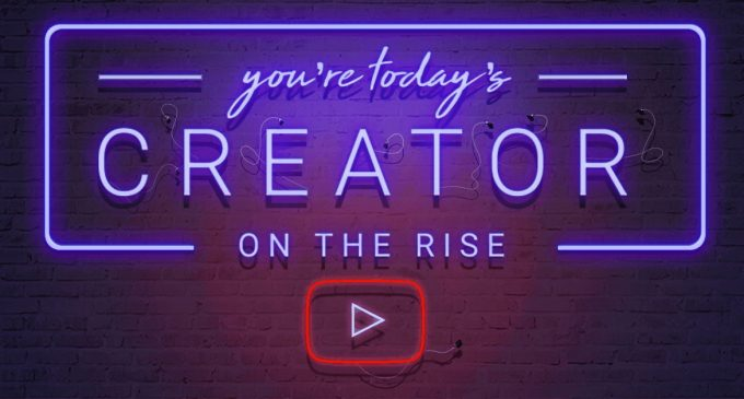 YouTube thêm tính năng Creator on the rise nâng đỡ các nhà sáng tạo nội dung mới nổi