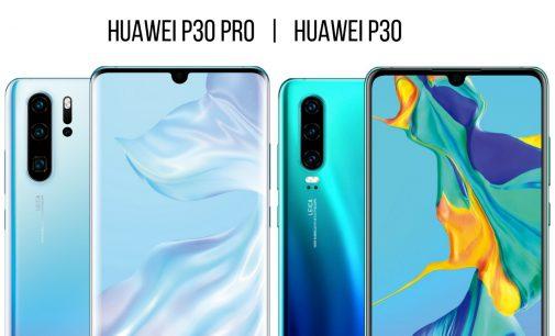 Huawei ra mắt dòng smartphone Huawei P30 tại Việt Nam