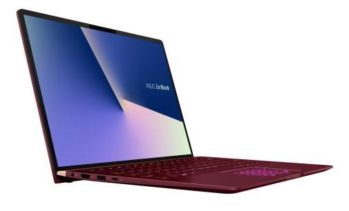 ASUS ZenBook 13 (UX333) có thêm phiên bản Đỏ burgundy cho mùa 8-3