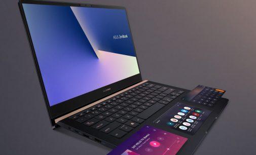 Laptop ASUS ZenBook Pro 14 với ScreenPad có tại thị trường Việt Nam