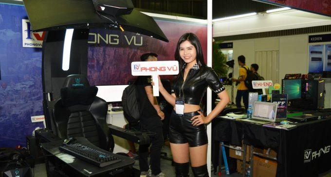 Triển lãm quốc tế VIBA Show 2019 và GAMECON 2019 Việt Nam tại TP.HCM