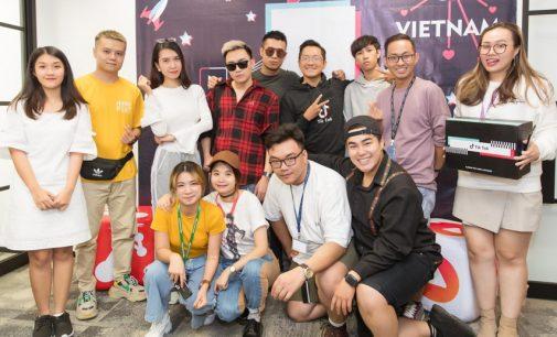 TikTok có thêm một loạt ngôi sao Việt tham gia giúp đa dạng hóa nội dung
