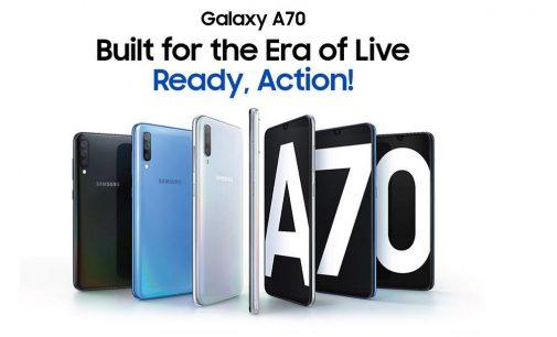 Samsung Galaxy A70 – bản nâng cấp đáng giá từ A50