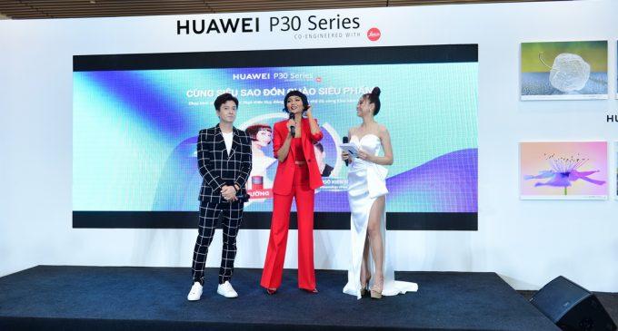 Bộ 3 smartphone Huawei P30 bắt đầu mở bán tại Việt Nam