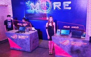 ASUS Việt Nam giới thiệu loạt laptop mới trang bị nền tảng AMD Ryzen Mobile