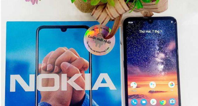 Ra mắt Nokia 3.2 màn hình lớn có thời lượng pin 2 ngày ở Việt Nam