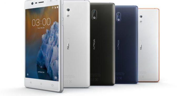 Smartphone Nokia 3 đã được nâng cấp lên Android 9 Pie