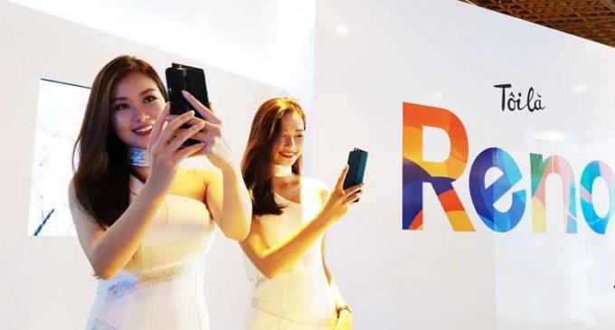 OPPO ra mắt 2 smartphone Reno và Reno Zoom 10x  tại Việt Nam