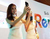 """2 smartphone """"camera vây cá mập"""" OPPO Reno và Reno 10x Zoom ra mắt thị trường Việt Nam"""